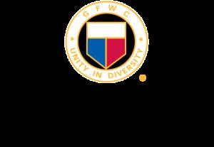 GFWC-Vertical-Typeface-&-4-Color-Emblem