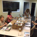 Bridging Freedom gets help from GFWC members