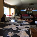 A Donated wedding dress and Angel wraps and gowns!